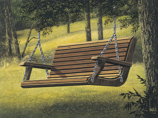 porch swing design plans