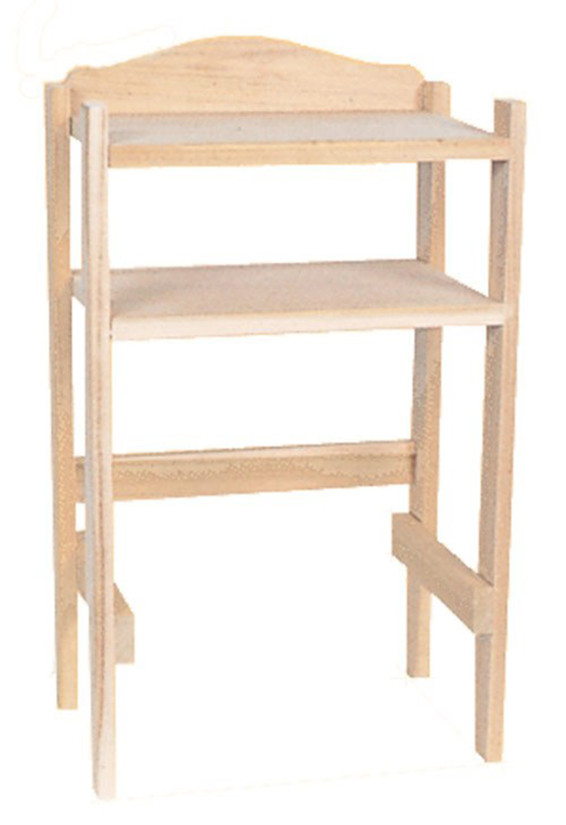 Ranch Plan Front of Home Telephone Rack