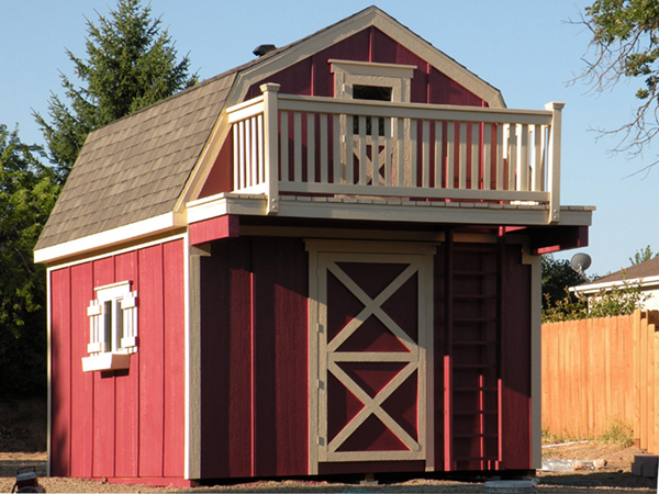 Pdf shed playhouse plans plans free for Shed playhouses