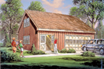Building Plans Front Image - 002D-6002 | House Plans and More