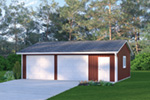 Building Plans Front Photo 01 - 002D-6024 | House Plans and More