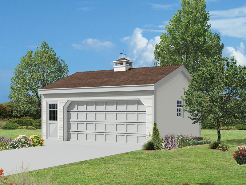Jelena 2 car garage with cupola plan 002d 6030 house for Cupola plans pdf