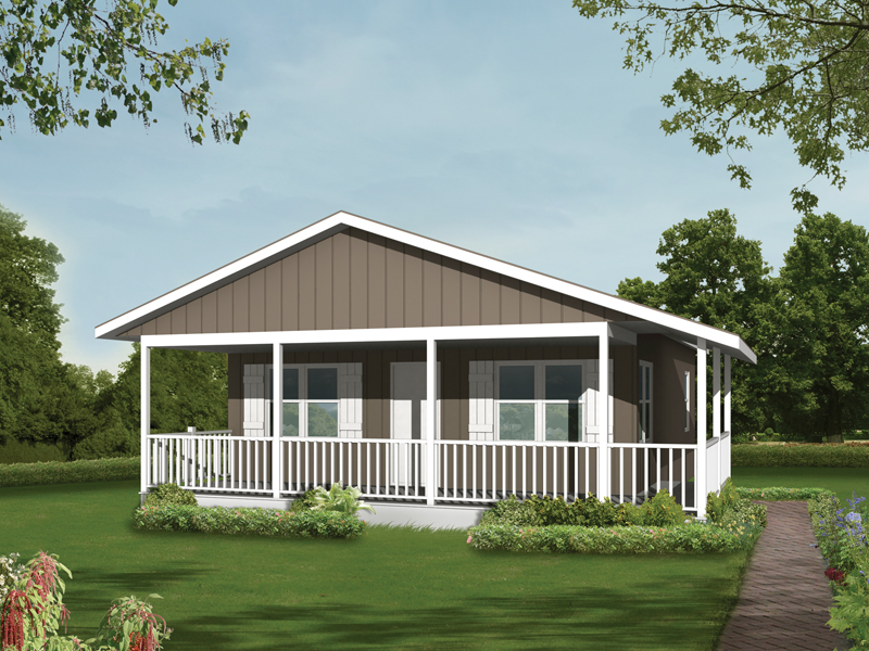 Building Plans Front of Home 002D-7531 | House Plans and More