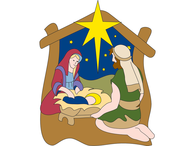 Building Plans Front of Home Nativity - House Plans and More