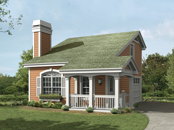 Pinewood Apartment Garage Plan 007d 0191 House Plans And