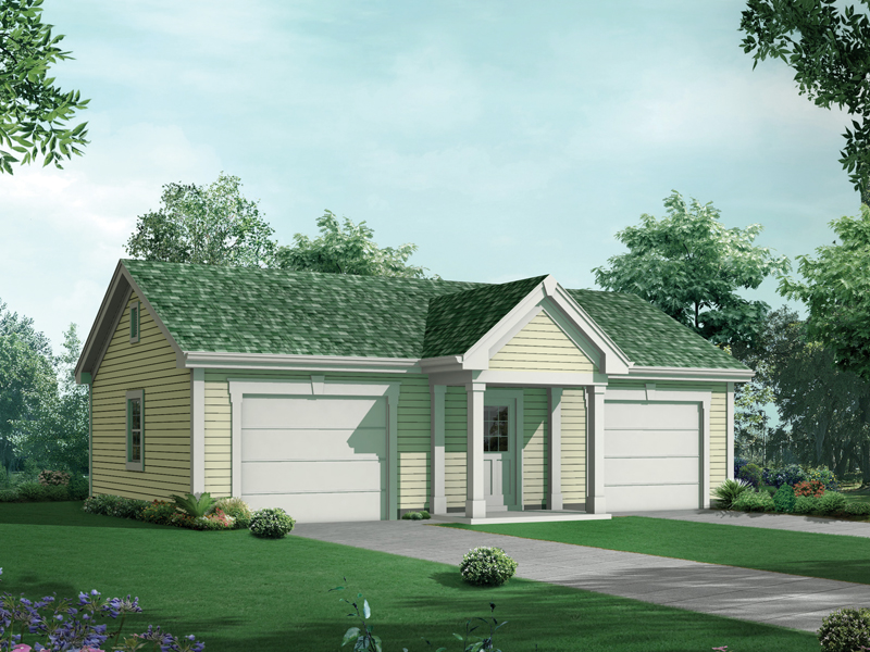 Building Plans Front of Home 009D-6017 | House Plans and More