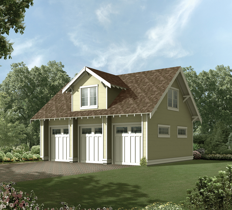 Building Plans Front of Home 012D-7500 | House Plans and More