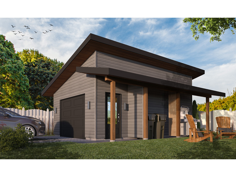 Building Plans Front Photo 01 - 032D-1005 | House Plans and More