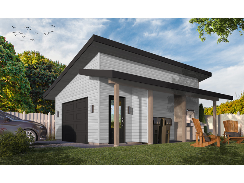 Building Plans Front Photo 02 - 032D-1005 | House Plans and More