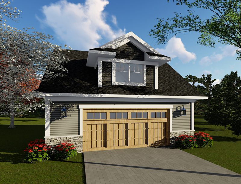 Building Plans Front of Home - 051D-0917 | House Plans and More