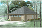 Building Plans Front of Home - 055D-1019 | House Plans and More