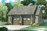 Building Plans Front of Home - 055D-1031   House Plans and More