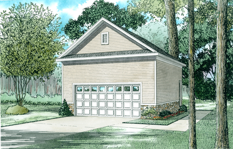 Building Plans Front of Home - 055D-1037 | House Plans and More