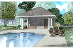 Building Plans Front of Home - 055D-1038 | House Plans and More