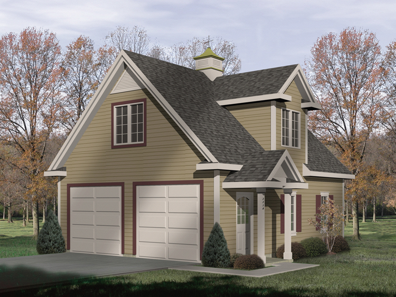Building Plans Front of Home 059D-6010 | House Plans and More