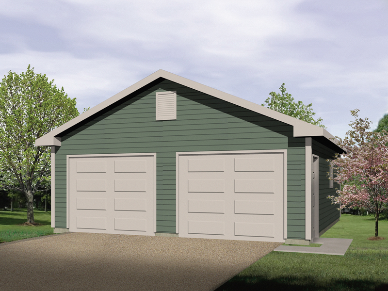 Kashmir two car garage plan 059d 6027 house plans and more for Separate garage