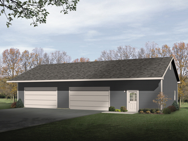 Lumina four car garage and shop plan 059d 6041 house for 4 car tandem garage house plans