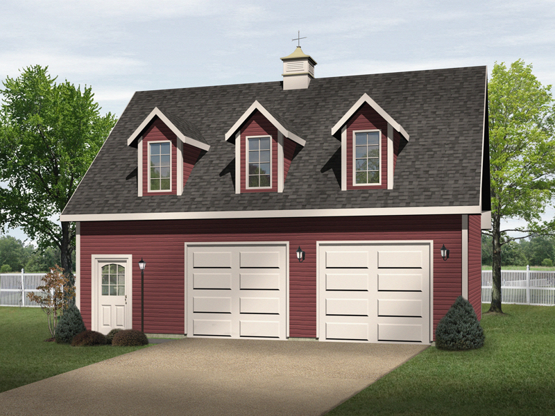 Dacey country style garage plan 059d 6045 house plans for Garage with dormers