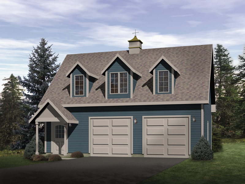 Jodelle two car garage apartment plan 059d 7510 house for Garage with living quarters one level
