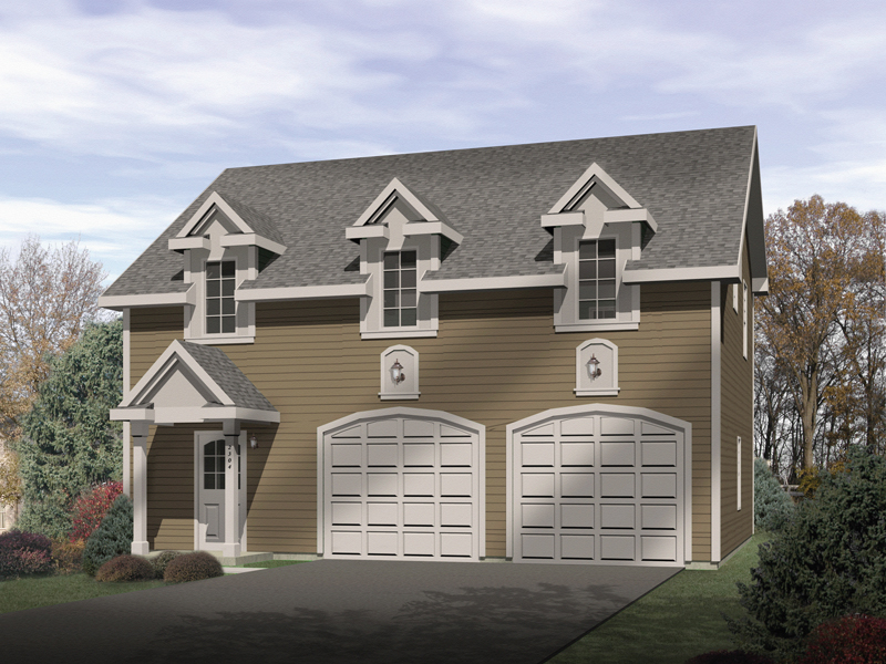 Building Plans Front of Home 059D-7511 | House Plans and More