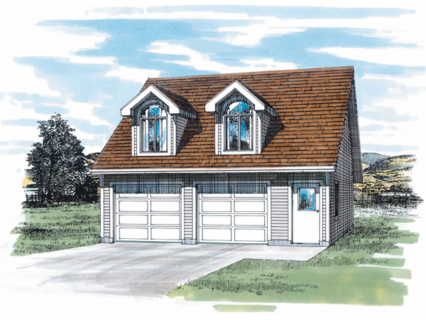 Kalina Garage With Dormers Plan 063d 7503 House Plans