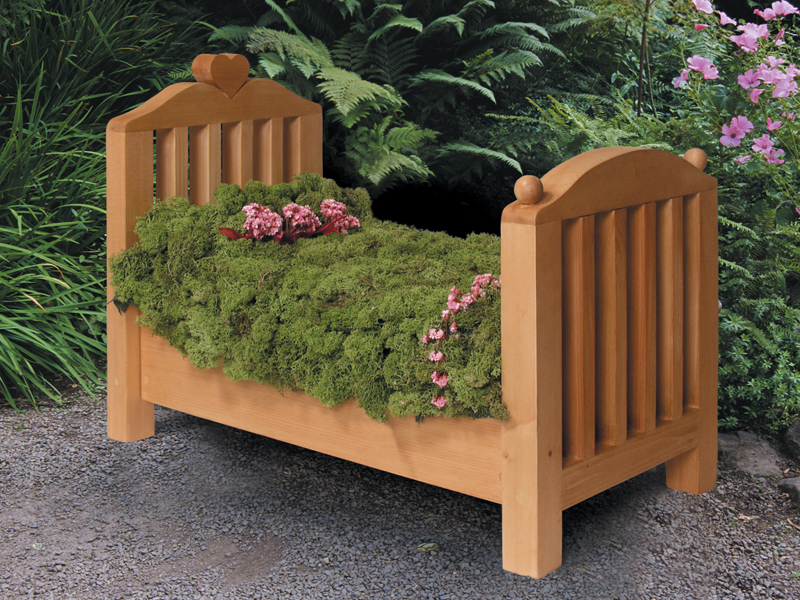 Building Plans Front of Home Flower Bed Planter