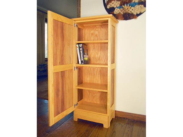 Diy plans for jelly cupboard plans free for Jelly cabinet plans
