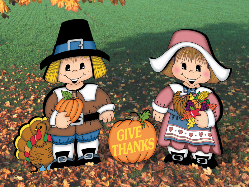 Building Plans Front of Home Dress-Up Darlings - Thanksgiving