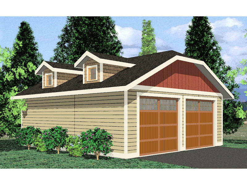 Building Plans Front of Home 104D-6001 | House Plans and More