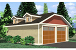 Building Plans Front of Home - 104D-6001 | House Plans and More