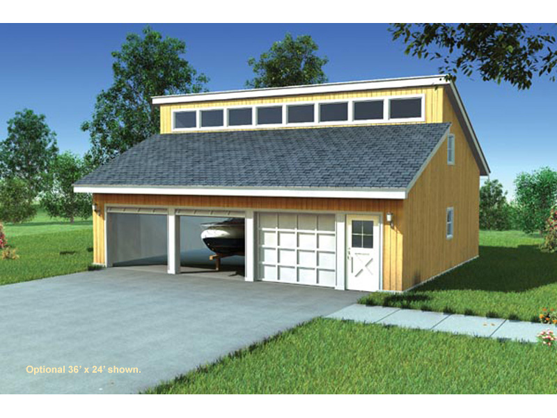 Building Plans Front of Home 109D-6011 | House Plans and More