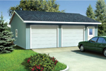 Building Plans Front of Home - 109D-6014 | House Plans and More