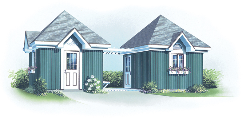 Building Plans Front of Home - 113D-4502 | House Plans and More