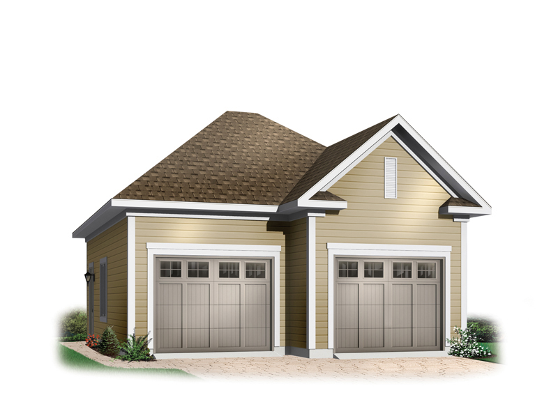 Building Plans Front of Home 113D-6010 | House Plans and More