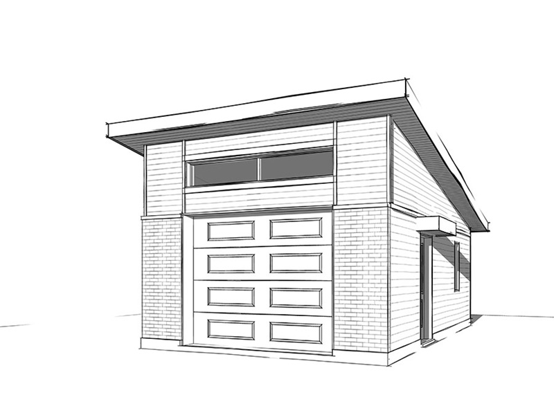 Building Plans Front Image of House - 113D-6033 | House Plans and More