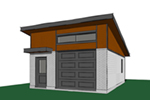 Building Plans Front of Home - 113D-6034 | House Plans and More