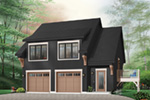 Building Plans Front Photo 01 - 113D-7504 | House Plans and More