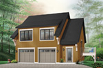 Building Plans Front Photo 02 - 113D-7504 | House Plans and More