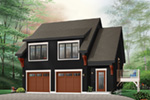 Building Plans Front Photo 03 - 113D-7504 | House Plans and More