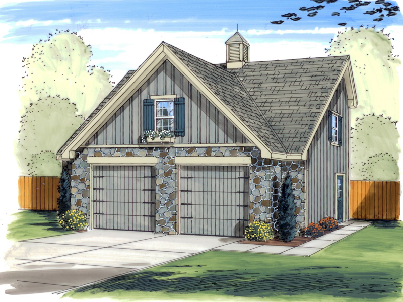 Edlor Cape Cod 2 Car Garage Plan 125d 6015 House Plans