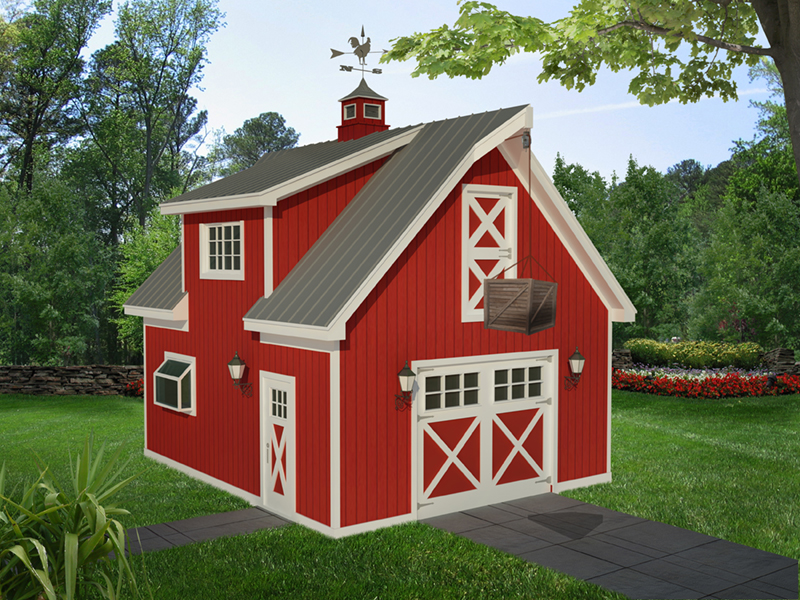 Building Plans Front of Home -  142D-6008 | House Plans and More